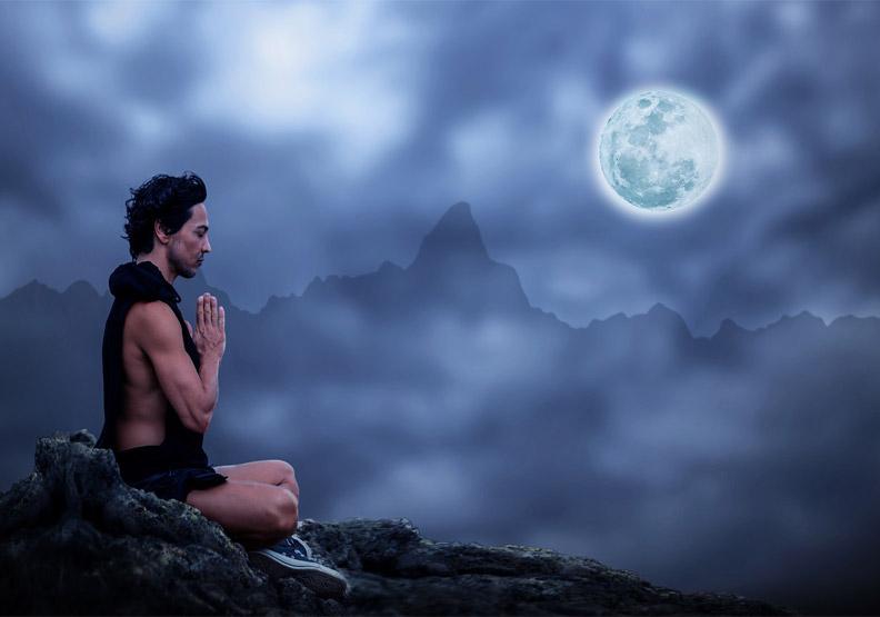 正念冥想能夠減緩大腦的退化