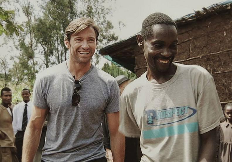 不只是個巨星!休傑克曼攜手非洲咖啡農拯救弱勢環境