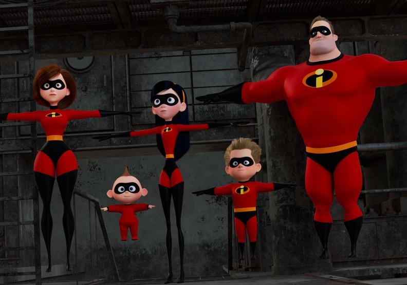 《超人特攻隊2》:正是因為平凡,才能造就與眾不同