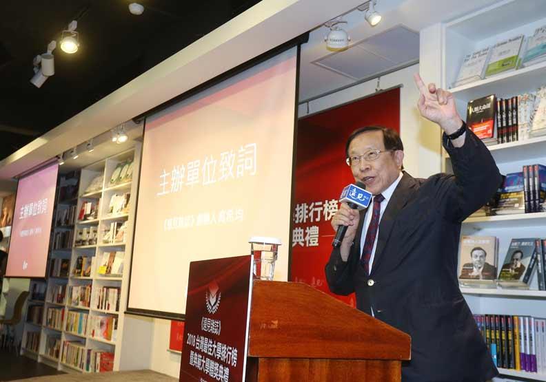 出色台灣人:不問藍綠、只問對錯,不講立場、只講是非