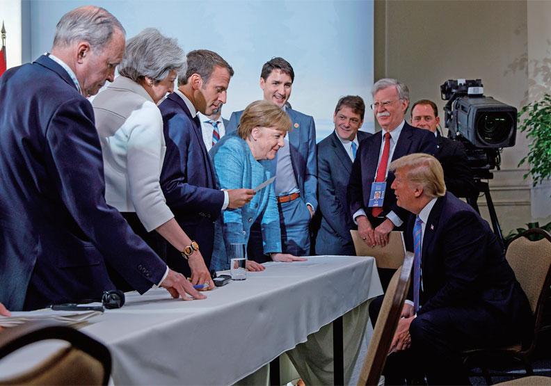 全球貿易戰開打 川普的責任比想像更大