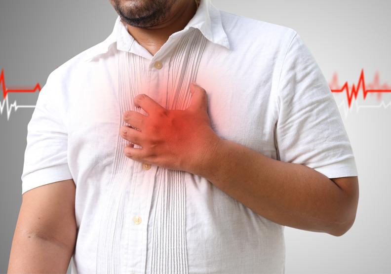 壞膽固醇飆破250…男子心肌梗塞險喪命!
