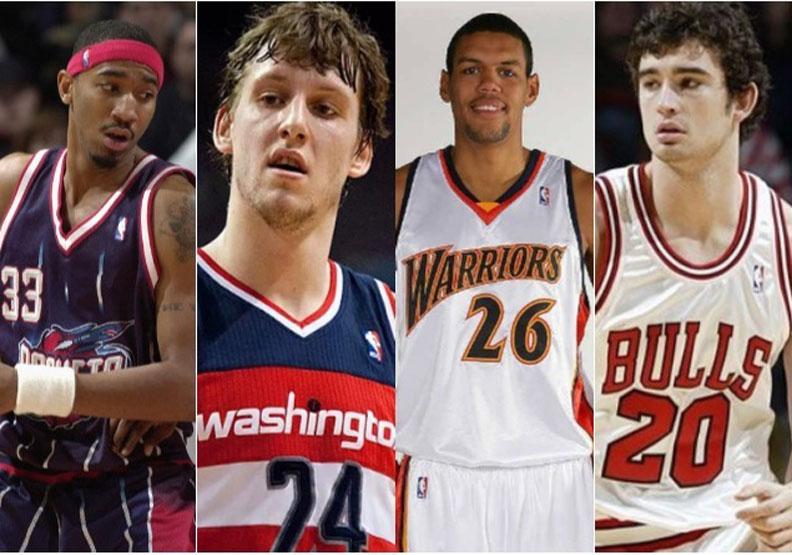 盤點NBA球隊看走眼的明星球員