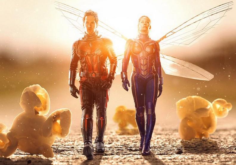《蟻人與黃蜂女》:微觀世界最幽默的迷人魅力