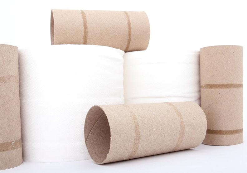 衛生紙發明前,古人都用什麼擦屁股?