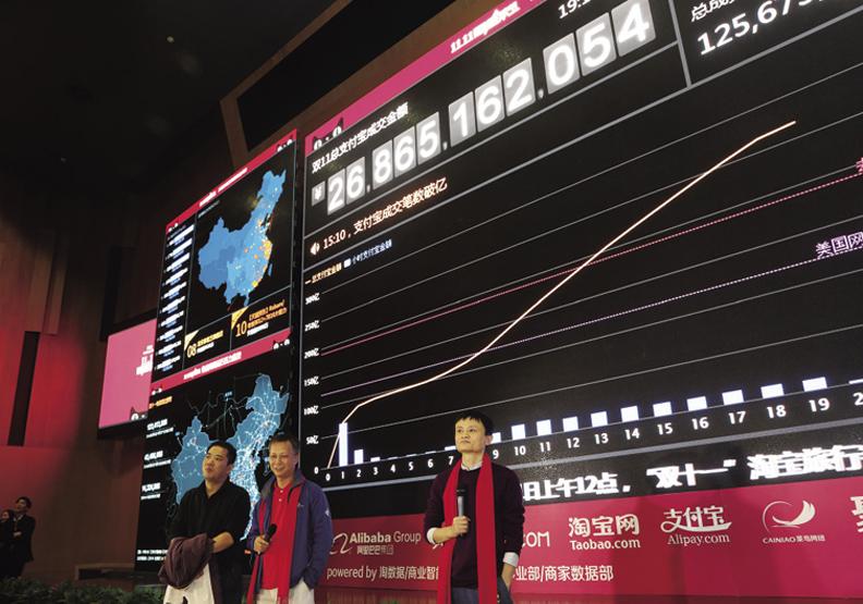 數據加持,阿里巴巴推升購物狂潮三部曲