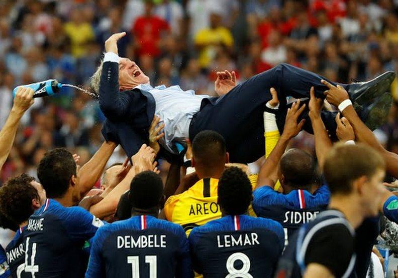 2018世界盃風光落幕!回顧世足賽10大經典時刻