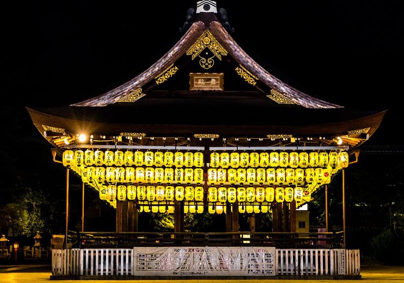 7月京都 安撫怨靈的祇園祭