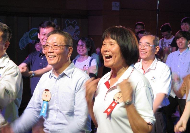 紀政挺了1個人後… 從中華民國推手 變台灣正名旗手