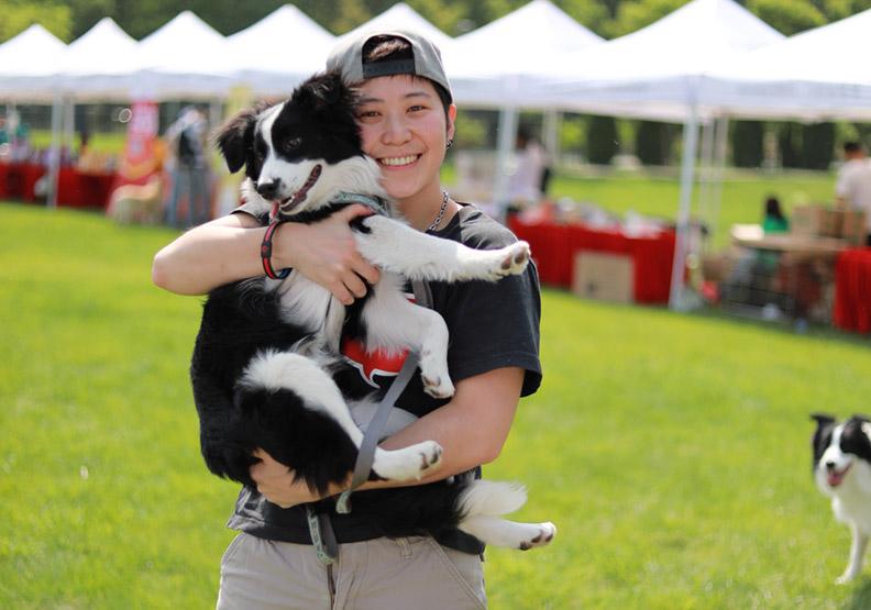 林沄自創寵物狗訓練App  看好年成長50%商機