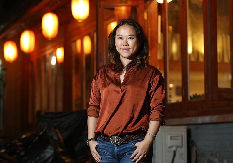 趙志娟推廣紅酒文化  社群平台擁300萬粉絲