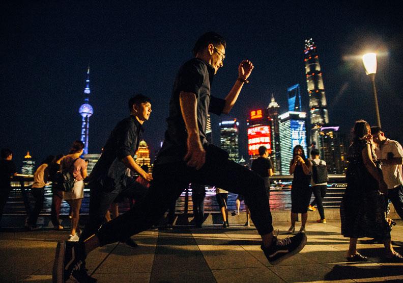 職場新血最愛互聯網  杭州、成都新一線城市竄起