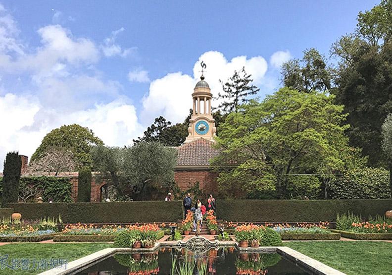 賞花極致體驗!見證北加州費羅麗莊園之美