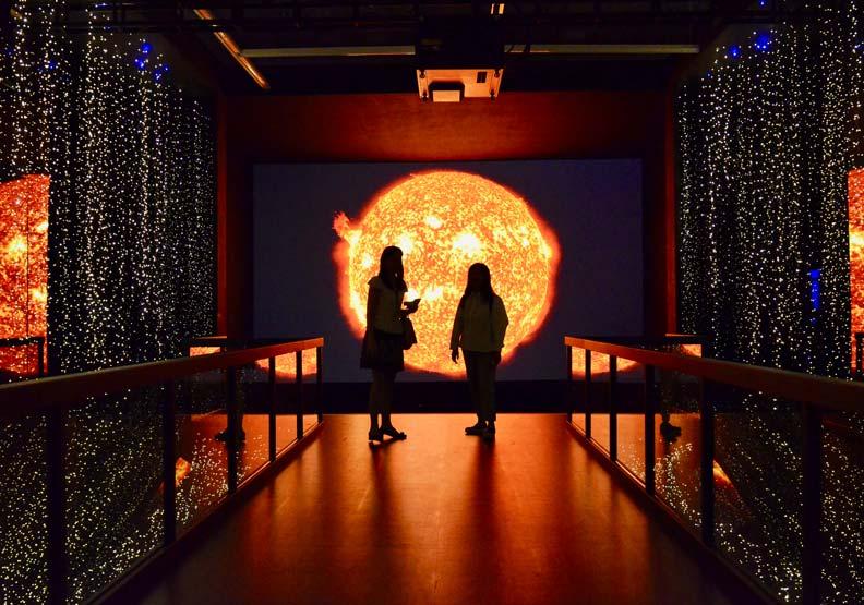 台中科博館為什麼能與世界級的博物館齊名?
