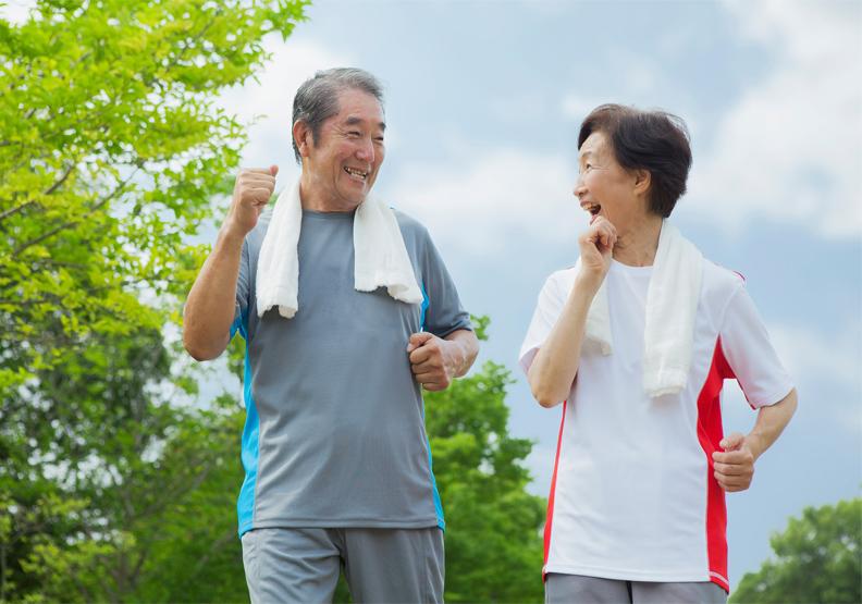 樂齡躍動銀向健康 北市陪你一起健康到老