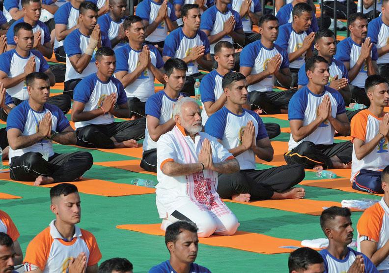 拚經濟更拚外交  莫迪真能讓印度稱霸世界?