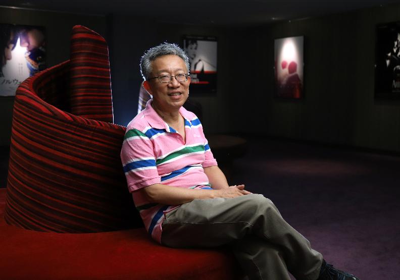 施昇輝-58歲高年級研究生 用投資實現自我