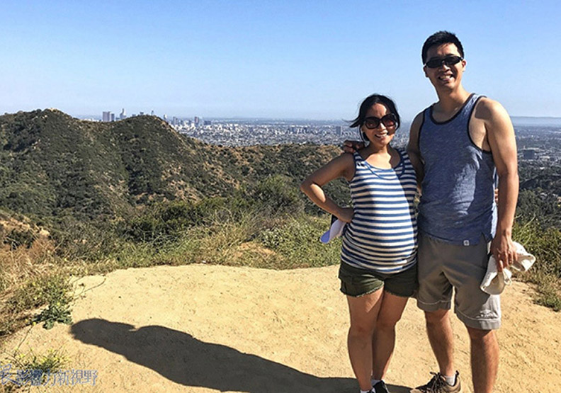 洛杉磯好萊塢大標誌!感受長征之路的壯麗景色