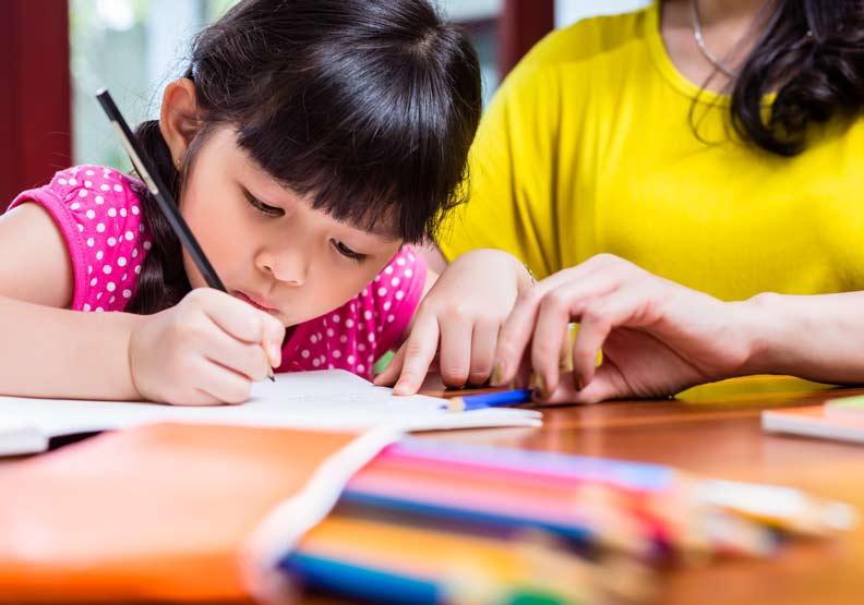 讓女兒多練習數學?美學者:以後會感謝妳