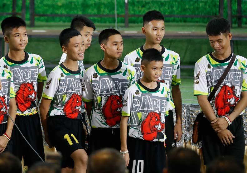 困洞足球小將 讓世界發現泰國仍有48萬人無國籍