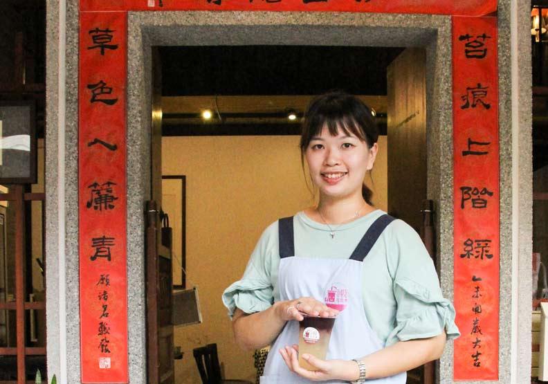 34歲家庭主婦,靠一杯「石花凍」名揚頭城老街