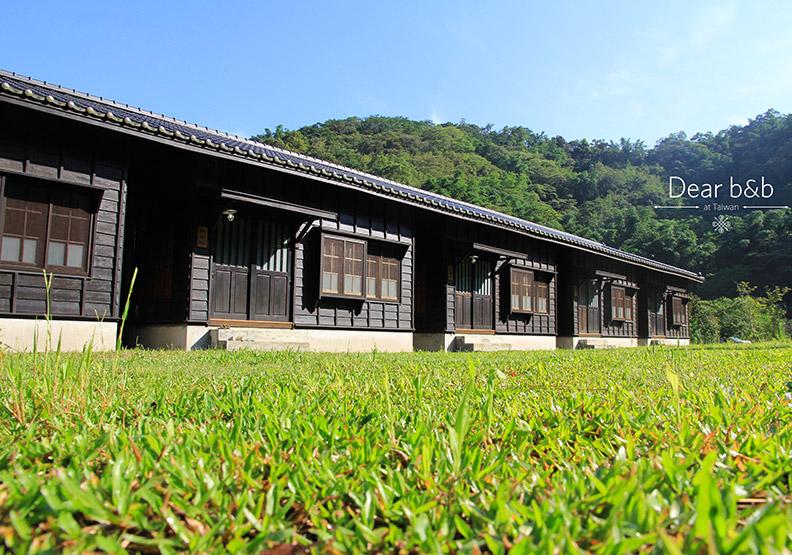 日式屋舍「明宿」悠遊日月潭的慢活假期