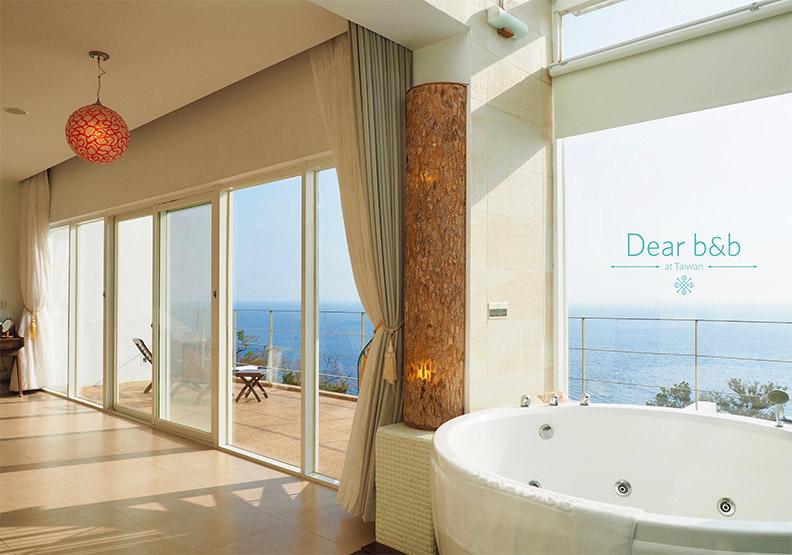 台灣白色夢土「海境」 海天一色最好的房