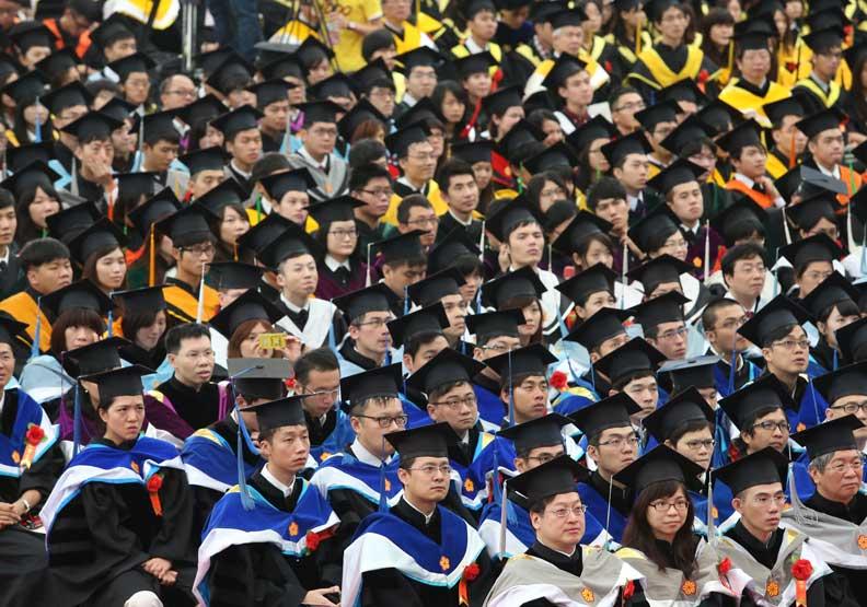 大陸大學畢業生薪資成長10%!平均2.6萬台幣