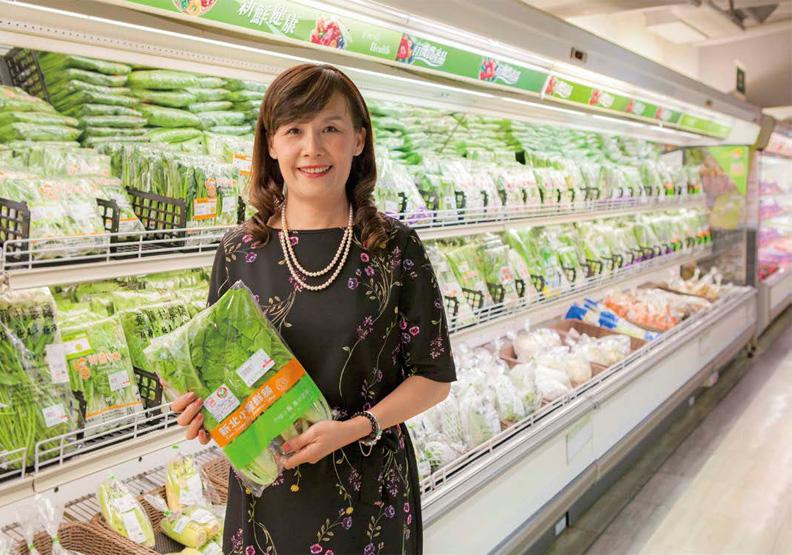 農會經營超市 年營收2億