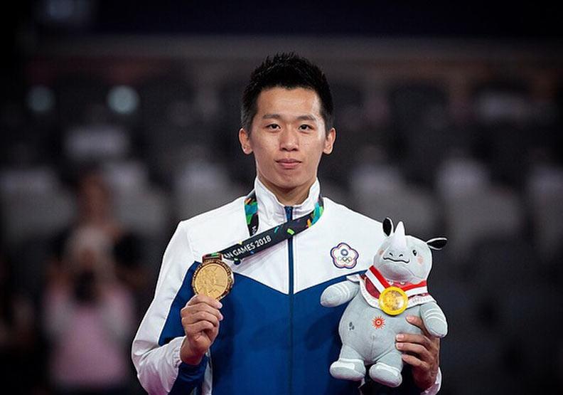 翻滾男孩轉男人 「鞍馬王子」李智凱奪下第一面亞運體操金牌