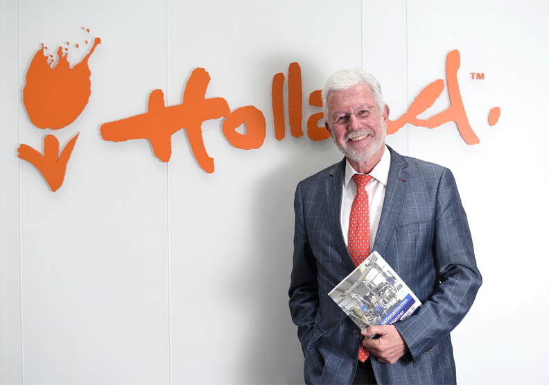 荷蘭政府所扮演的角色:政策與溝通