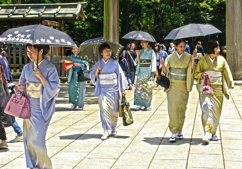 連日本人都猜錯!日本夏天最涼之處竟不是北海道