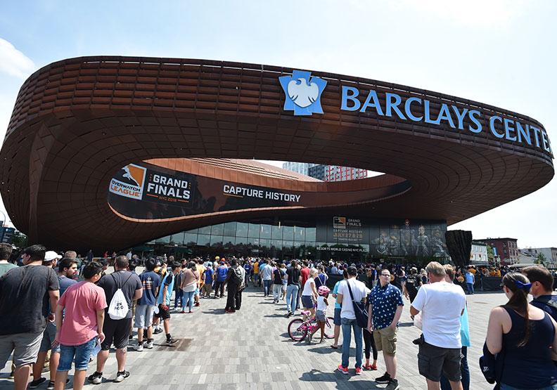 千萬人齊看電競版NBA  《鬥陣特攻》開創百億商機