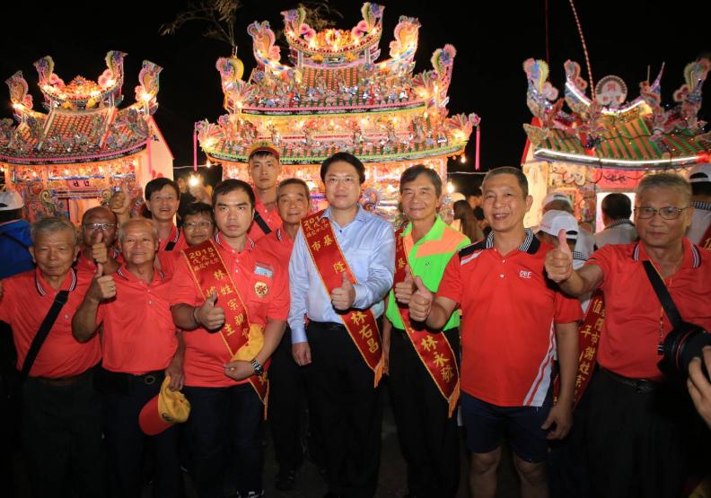 2018雞籠中元祭盛大登場  展現族群融合與環保的現代精神