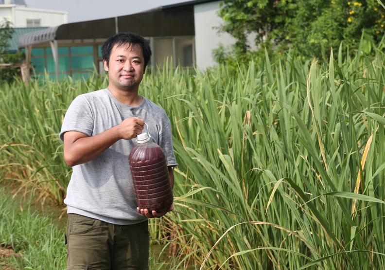 從實驗室走入田地 許又仁用科技打造「循環農業」