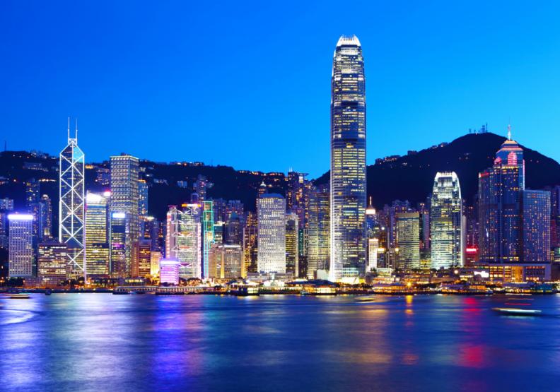 香港-台灣緊密夥伴  攜手共創新商機