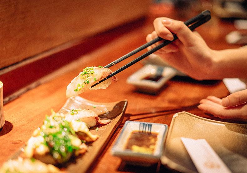 壽司精髓:客人懂這一味才「夠嗆」