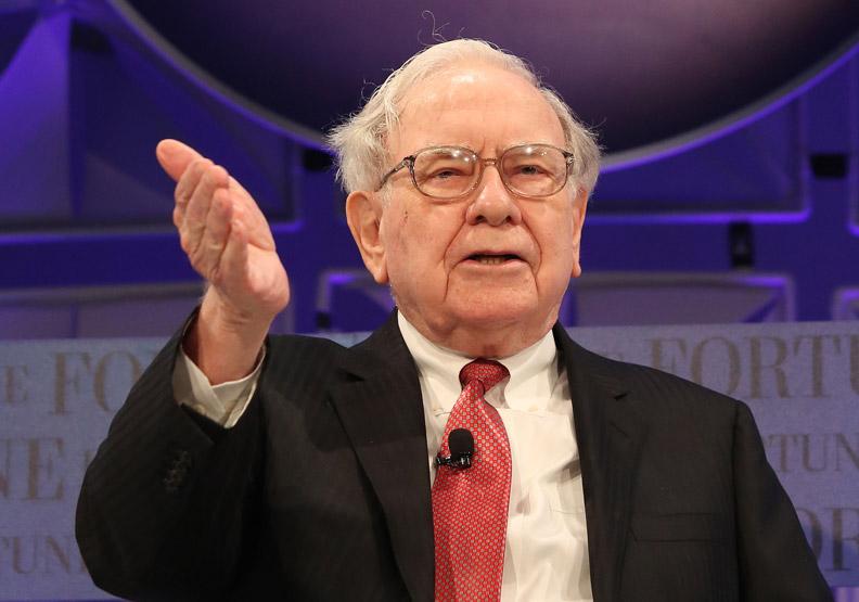 巴菲特教你察覺下個金融風暴:當比你笨的鄰居變有錢時