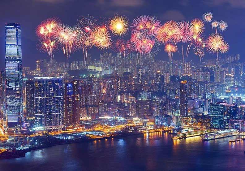 輕熟女最愛出國跨年 這個城市熱門程度更勝東京