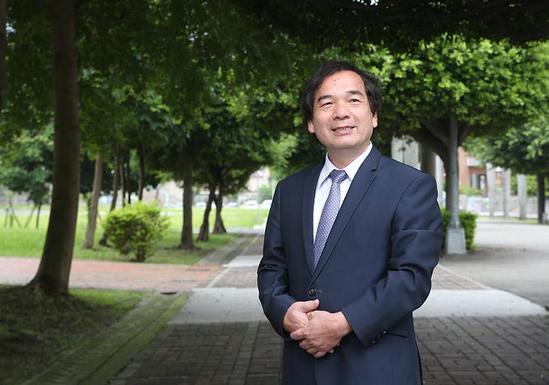 勤益科技大學校長陳文淵:若有研究熱情  念博士能讓人生更精采