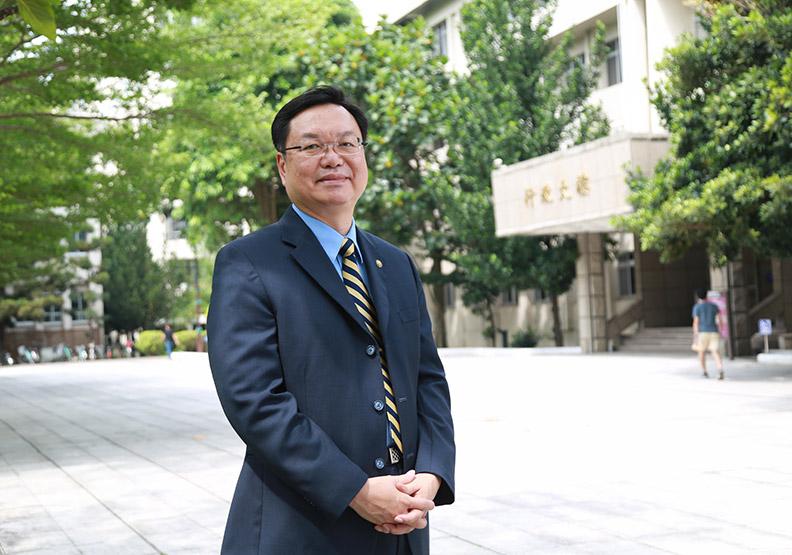 台灣科技大學校長廖慶榮:工作、求學不衝突 打造「一舉多得」效益