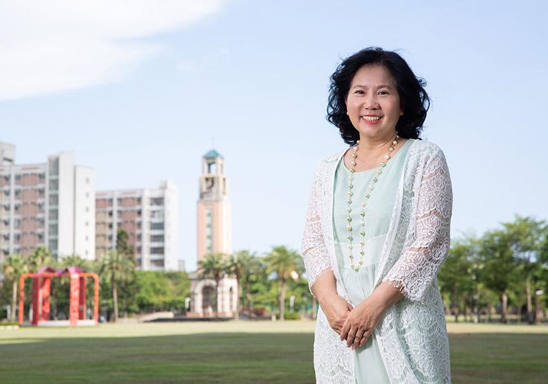 高雄餐旅大學校長林玥秀:先了解自身興趣  跨領域才能創造價值