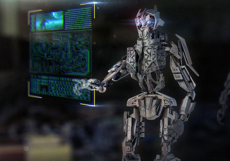 AI革命浪潮—「社會貢獻薪資」會是未來嗎?