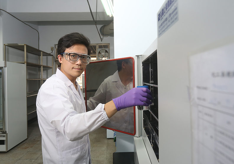 「台灣學生是原石」  龔仲偉找到教學成就感