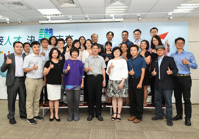 科技人挺台灣  點燃創業投資火花
