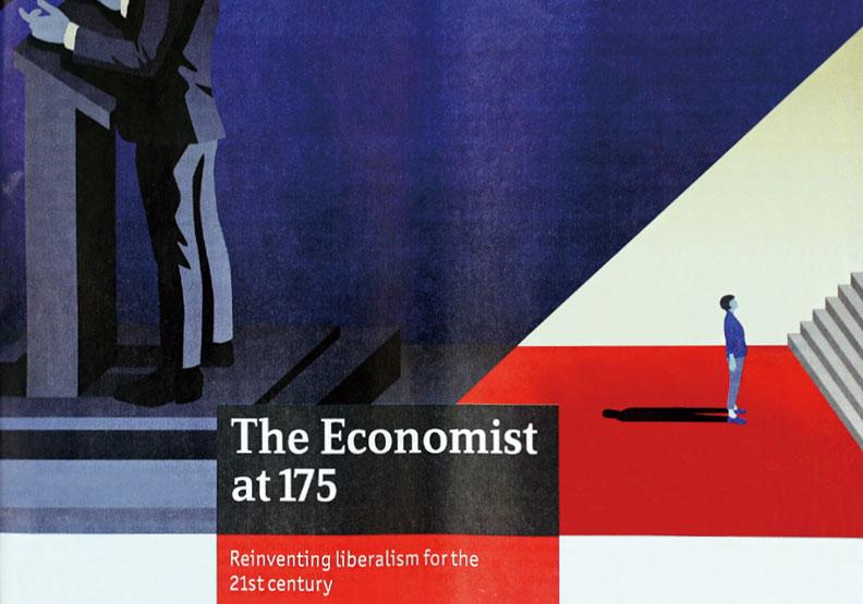 《經濟學人》175歲感言︰開放、競爭重建自由主義