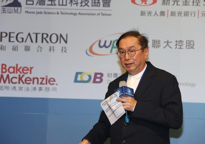 廣達林百里向賴揆喊話:台灣需要AI時代的「台積電」