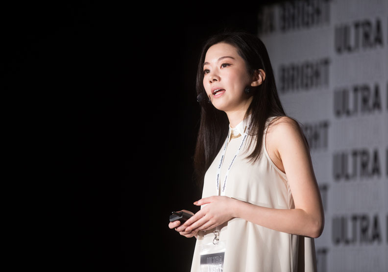 《富比士》亞洲青年創業家游文霖來自台灣,14歲立志照顧失智老人