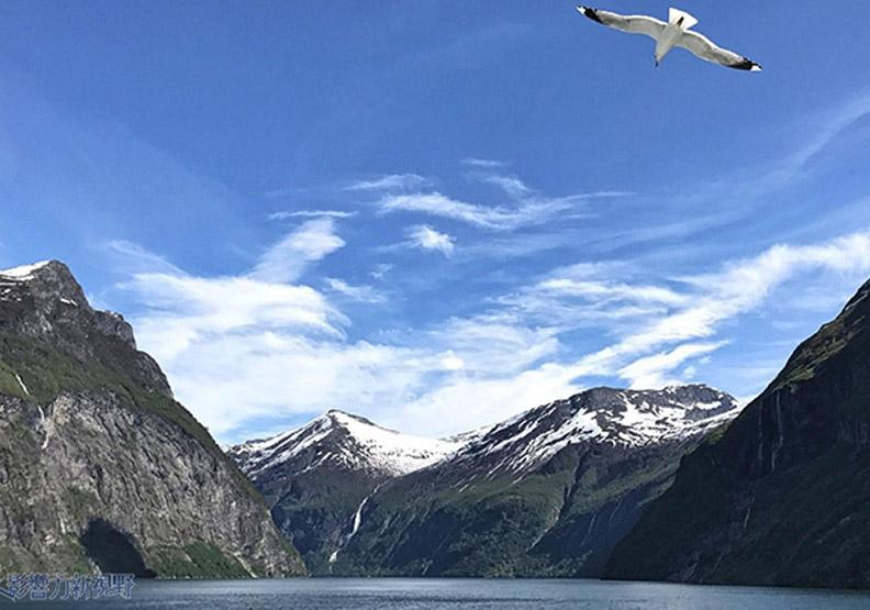 旅遊界聖經Lonely Planet評北歐最棒:蓋朗格峽灣