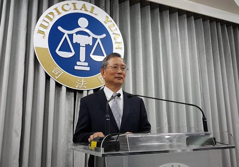 拒受理監察院釋憲 大法官嘆人民不滿卻「無力回天」